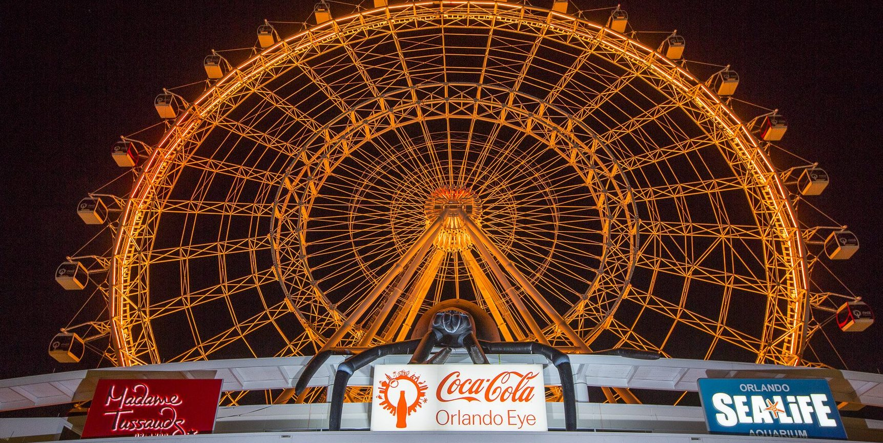 Geek in Orlando: Top 5 Reasons to Visit the Orlando Eye Attraction
